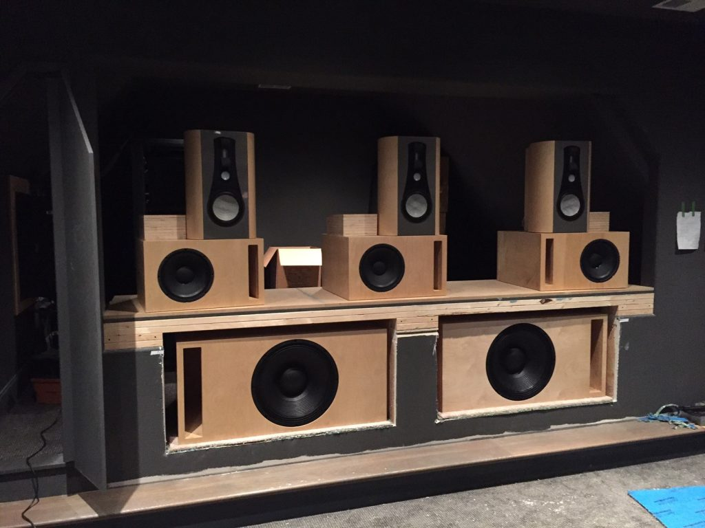 Vapor Theater Speakers