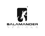 salamander design logo