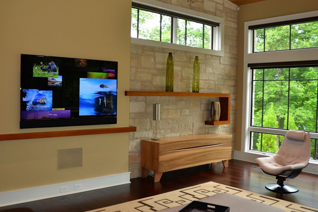 Custom Audio Video Installation for Home near Charlotte, NC